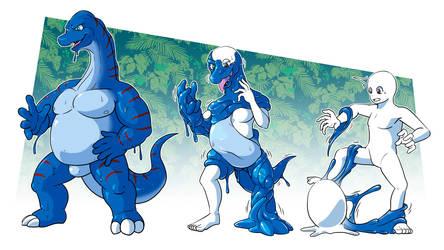 Brachiosaurus TF