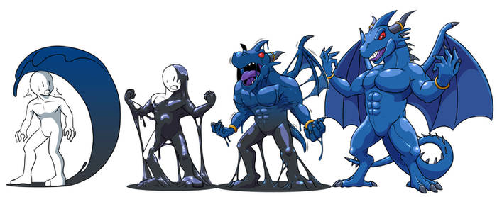 Blue Dragon gooTF