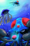 Tentacruel: Pearls of the Ocean