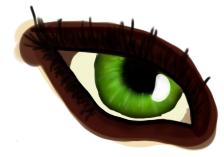 Sai Eye! by Mykahs