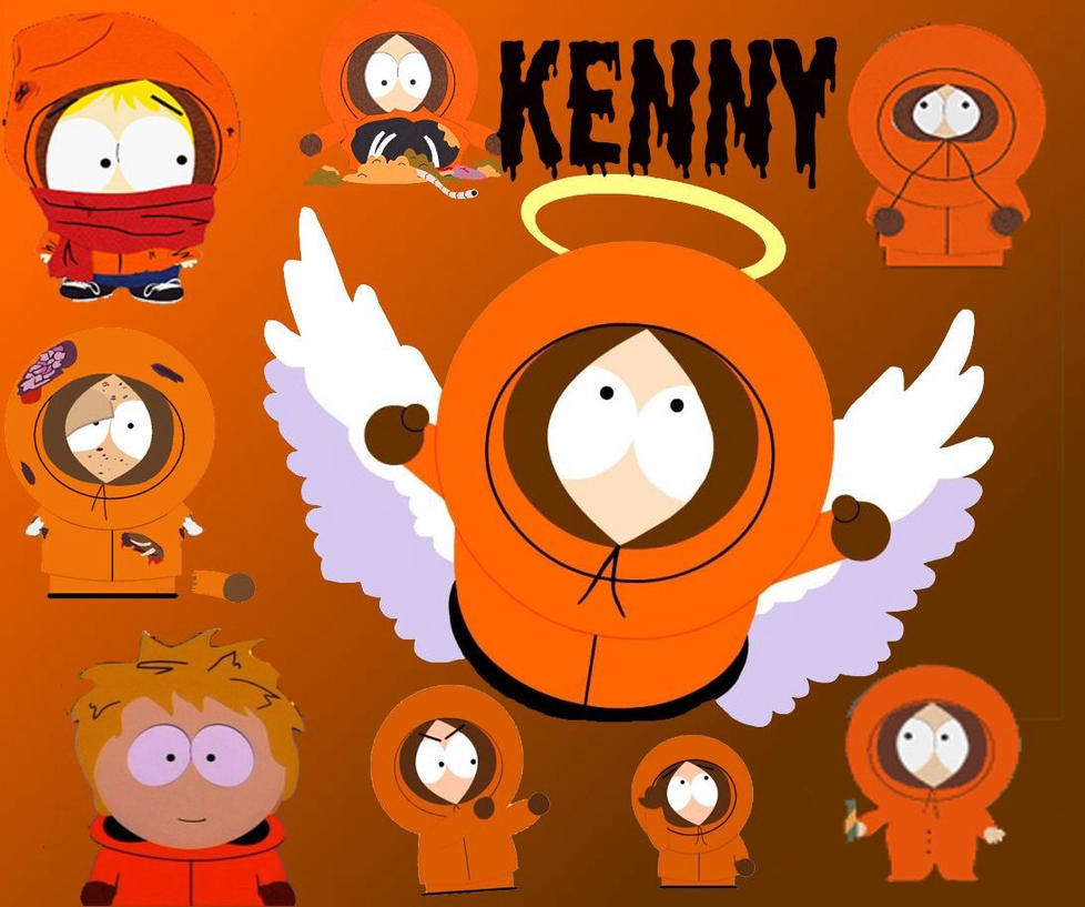 Introducing Kenny the PRINCESS!! by LuiCalibre765