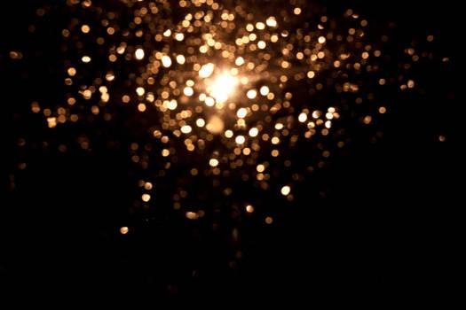 Sparkly Bokeh Texture