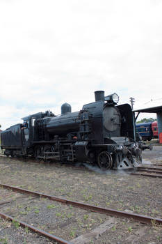 Steam Train K 153 Stock