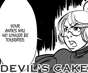 DEVIL'S CAKE PREVIEW chp19 pg22 by angichan