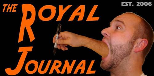 Royal Journal Header