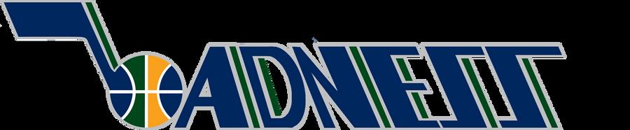 Badness Utah Jazz fan logo