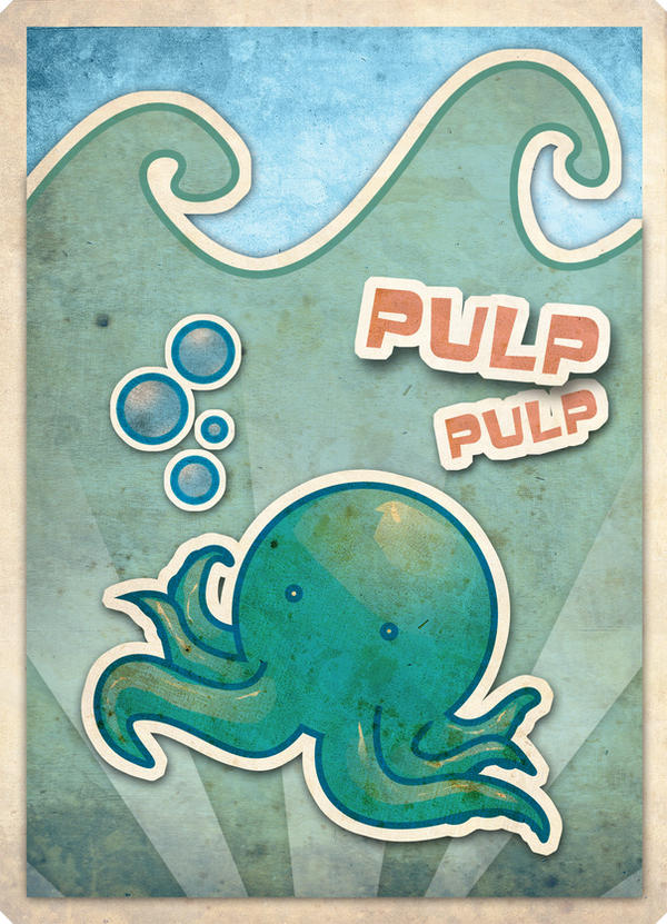 Octopuss card by thenota