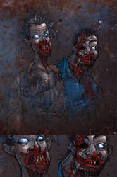 zombies by thenota