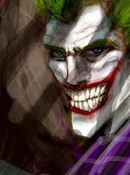 the joker by thenota