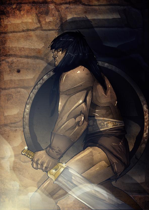 Conan 02 by thenota
