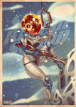 Space Girl 2012