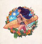 Surf Girl 2013