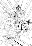 spiderman vs doc. Oc Inked
