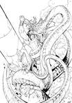 conan and the snake inks