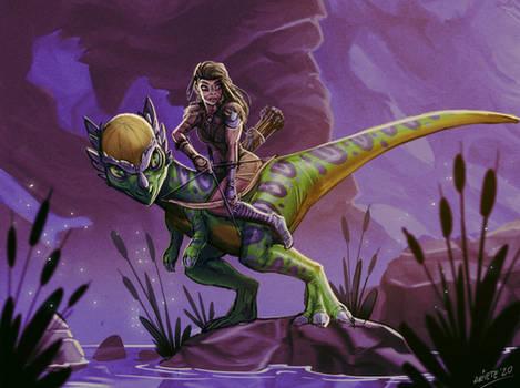 Dino Rider