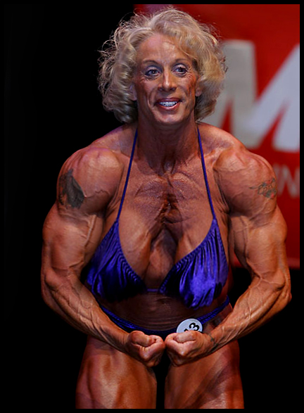 Mature Musculer Woman Pictures 88