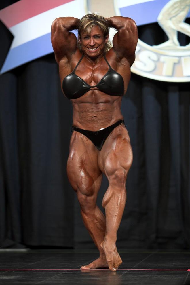 female bodybuilder extreme Most