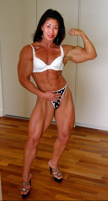 All naked female bodybuilder lesbian fuck party 1