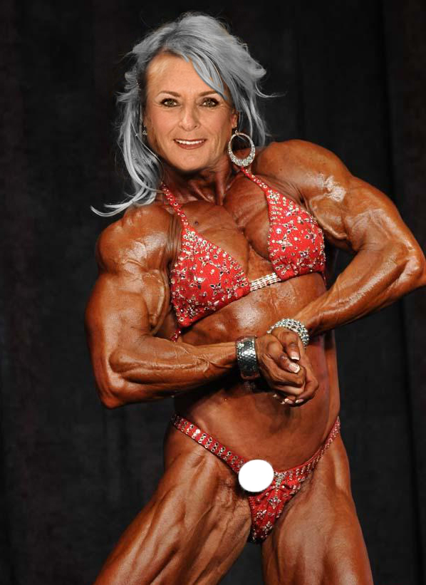 Muscle Granny Videos 79