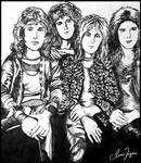 Glam Rock Rhapsody