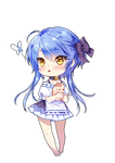 Chibi: my Saska-chan