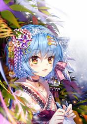 Tanabata Matsuri by hieihirai