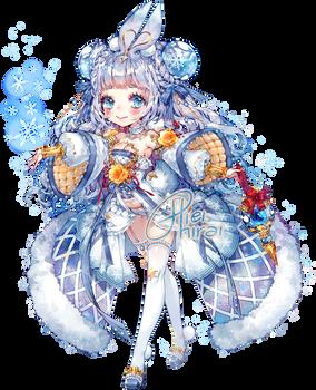 [OPEN]_Auction_Snow Princess
