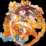 Maiden of the Fox Shrine | Fairy Vials