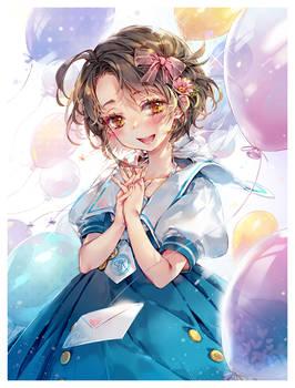 Gift:Azuki