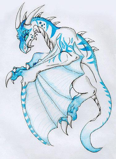 ice elemental dragons - photo #5