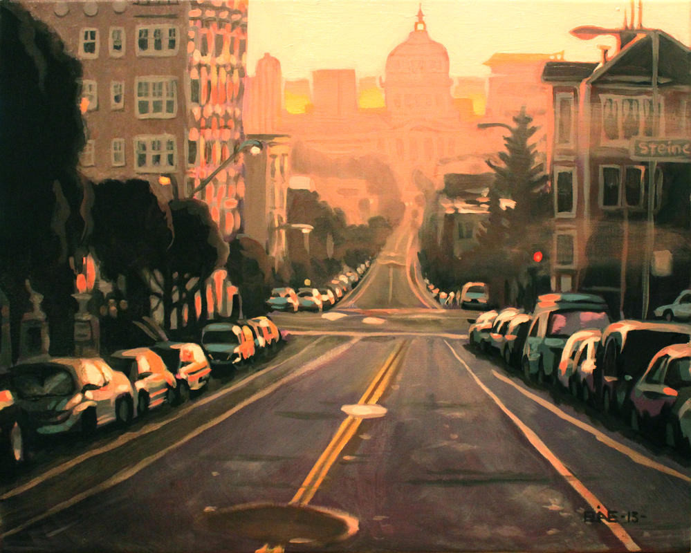 Fulton Street by elainemartin