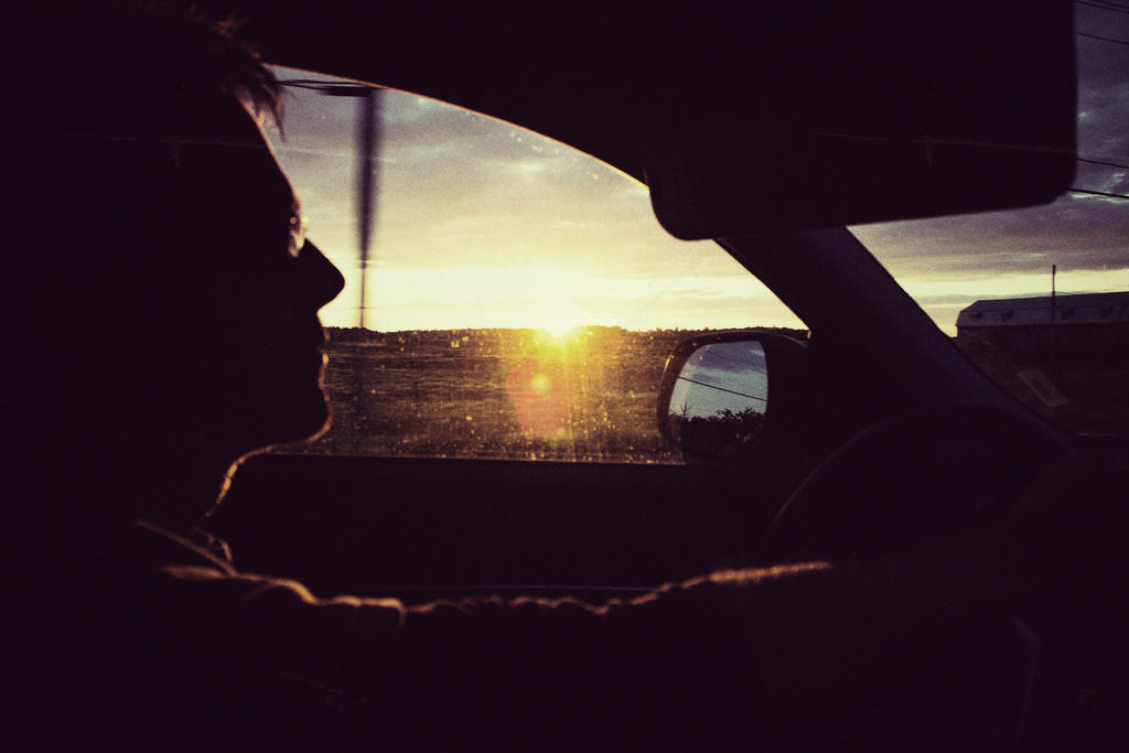 On the road by elainemartin