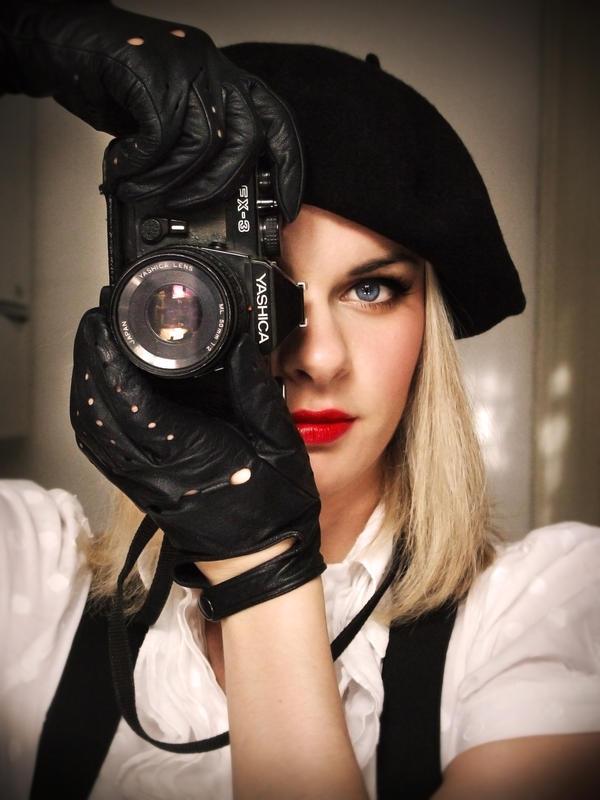 The spy by DarkVenusPersephonae