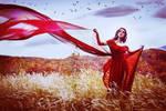 Free as a bird by DarkVenusPersephonae