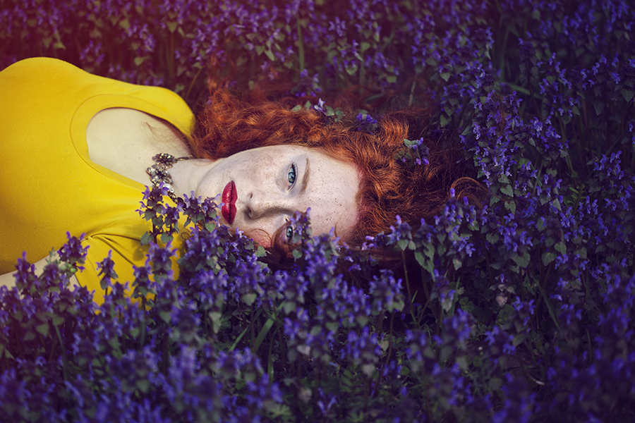 Field of dreams by DarkVenusPersephonae