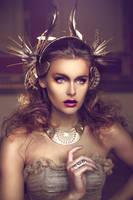 Aurora: Goddess of Dawn by DarkVenusPersephonae