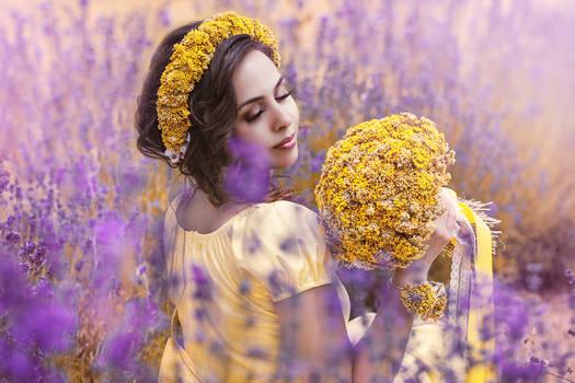 Immortelle Lavender