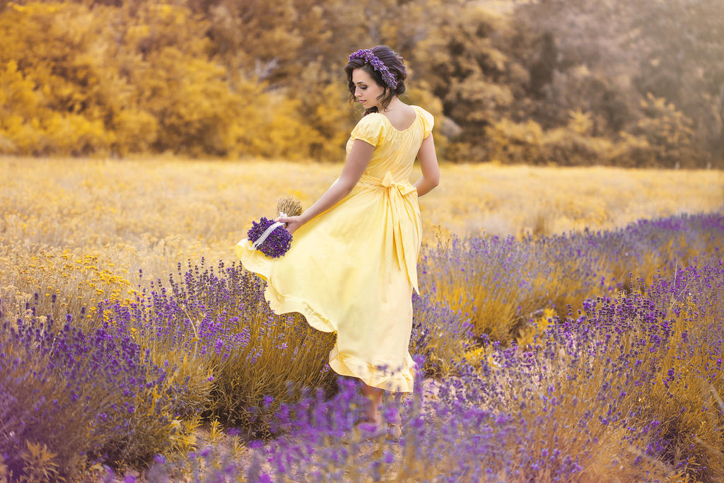 Immortelle Lavender by DarkVenusPersephonae