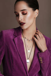 Purple Velvet by DarkVenusPersephonae