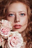 Ginger Rose by DarkVenusPersephonae