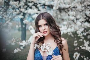 Spring Muse by DarkVenusPersephonae
