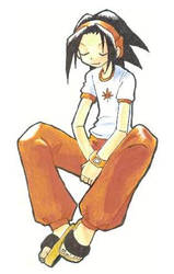 Yoh by Me by shamanking