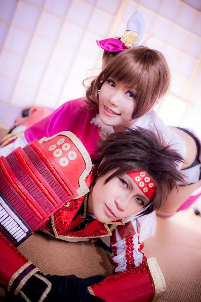 SW4 - Yukimura and Kunoichi by roadscream