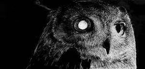 Owl - Blade Runner by Room169
