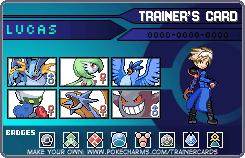 My Pokemon Dream Team by Omgitslucas625