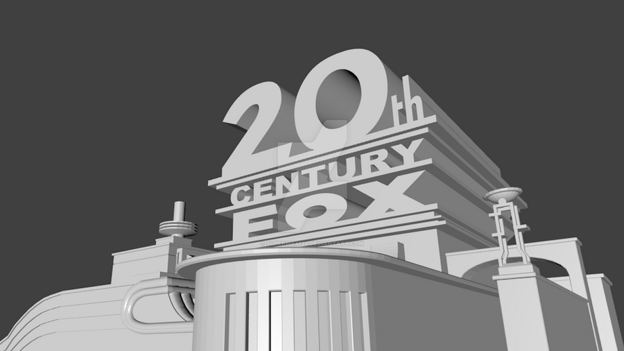 20th Century Fox 3DS Max Remake WIP by SuperMax124 on DeviantArt