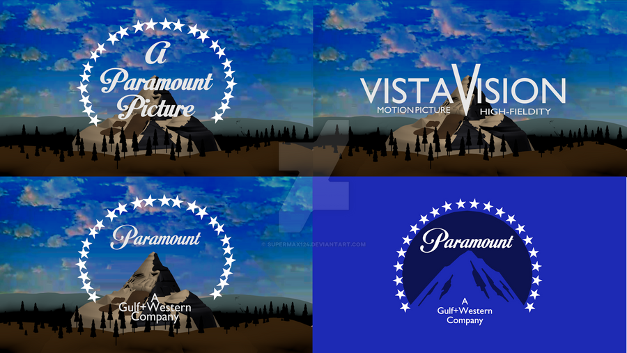 paramount movie logo remakes part 1 by supermax124 on