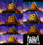 20th Century Fox 1994 Models (OUTDATED)