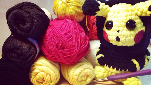 More amigurumis are on the way! by Ga-Chi