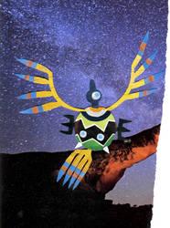 Native cosmos by Pfefferoni